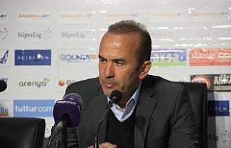 """Mehmet Özdilek: """"3 haftadır oynamamanın sıkıntısını bugün çok ciddi hissettik"""""""
