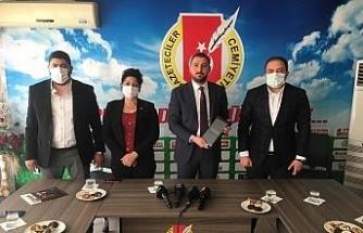 MHP Melikgazi İlçe Başkanlığı'ndan 'Askıda Tablet' Orojesi