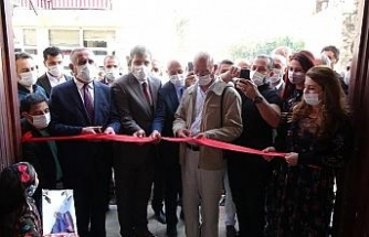 Muş'ta fotoğraf ve resim sergisi