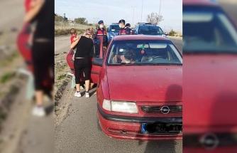 Otomobillerden hırsızlık yapan şahıslar yakalandı