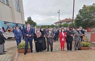Şehit Bilal Özcan Parkı törenle açıldı