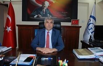 """SGK Isparta İl Müdürü Karagöz uyardı: """"Kayıt dışı işçi çalıştırana 26 asgari ücret tutarında cezası var"""""""