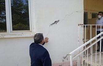 Sultansuyu'ndaki binalara kurul karar verecek