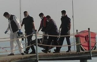 Tekneden denize düşen su sporları çalışanı hayatını kaybetti