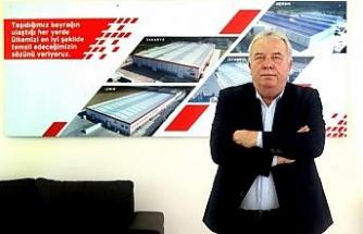 """Teknopanel Genel Müdürü Kahveci: """"Yıl sonu ihracat hedefimiz 25 milyon dolar"""""""