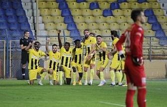 TFF 1. Lig: Menemenspor: 2 - Bursaspor: 1
