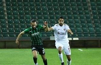 TFF 2. Lig: Kocaelispor: 1 - İnegölspor: 0