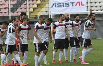 TFF 3. Lig: Manisaspor: 1 - 1877 Alemdağspor: 2