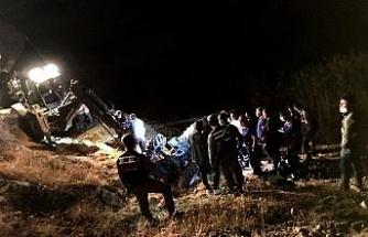 Traktörün altında kalan yaşlı çift hayatını kaybetti