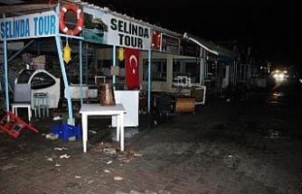 Tsunami, Sığacık'ı yerle bir etti