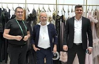 Ünlü modacılar kışın trend olacak renkleri Samsun'da açıkladı