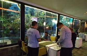 Yenişehir'de kafe ve restoranlar denetlendi