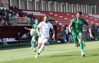 Ziraat Türkiye Kupası: Elazığ Karakoçan: 1 - Diyarbekirspor: 2