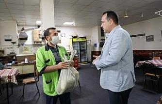 Akhisar Belediyesinden kapanan kahveci esnafına nakit yardımı müjdesi