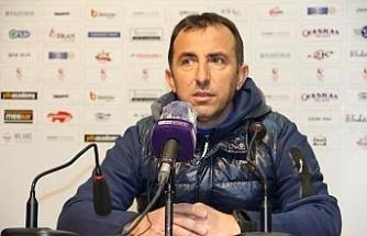 Balıkesirspor- Ümraniyespor maçının ardından