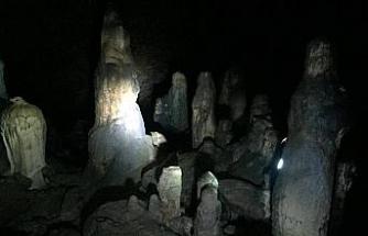 """Bayburt'ta Çimağıl Mağarası """"doğal sit alanı"""" olarak tescillendi"""