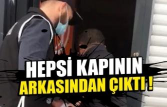 Bursa'da Operasyon !