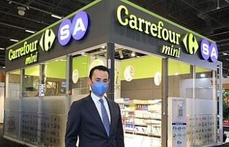 """CarrefourSA """"franchise"""" sistemi başlattı"""