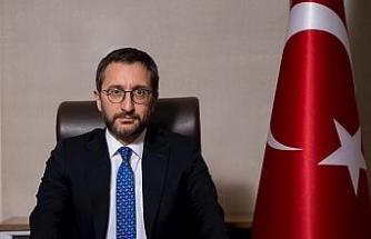 """Cumhurbaşkanlığı İletişim Başkanı Altun: """"Türkiye'nin yükselişi yeni reform dönemiyle devam edecek"""""""