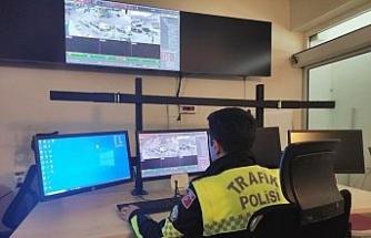 Datça'da trafik denetimlerinde MOBESE ağırlığı