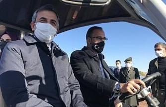 Gençlik ve Spor Bakanı Kasapoğlu Kırıkkale'de