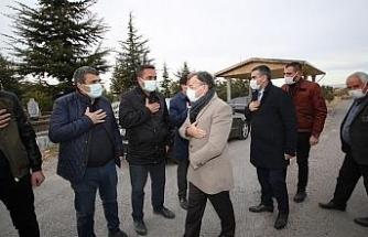 Hacılar Belediye Meclis Üyesi Ömer Pınar'ın acı günü