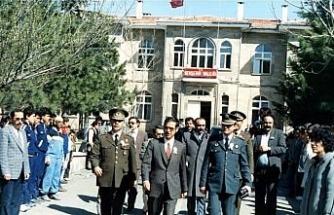 Nevşehir Emniyeti, 34 yıl önce kutlanan Polis Haftasını paylaştı