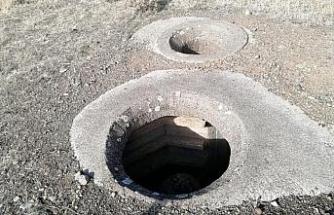 Paris'te inşa edilen turret ve bunker savunma yapılarının benzeri Erzurum'da bulundu