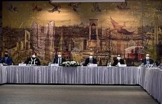 Reform Görüşmeleri'nin 2'nci toplantısı sona erdi
