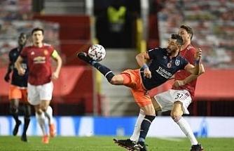 Şampiyonlar Ligi: Manchester United: 4 - Medipol Başakşehir: 1 (Maç sonucu)