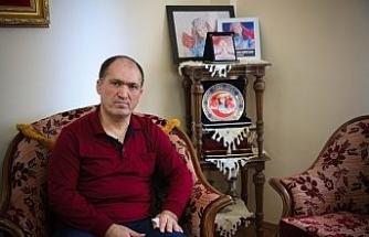 """Şehit Aybüke Yalçın'ın babası Sadık Yalçın: """"Öğretmenliğe başlama anında ilk dersi bana verdi"""""""
