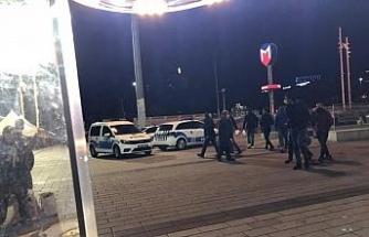 Taksim metrosunda intihar girişimi: Seferler durdu