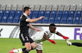 UEFA Avrupa Ligi: Karabağ: 2 - DG Sivasspor: 3 (Maç sonucu)