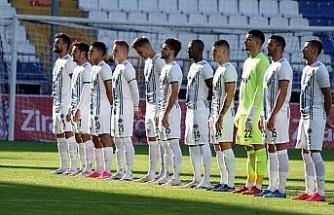 Ziraat Türkiye Kupası: Kasımpaşa: 3 - 24 Erzincanspor: 0