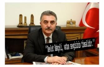 MHP'li Büyükataman: Devlet Bahçeli, bayrağa içilmiş yemindir. Devlet Bahçeli, vatan sevgisinin timsalidir.
