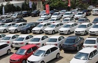 1 yılda 5 bin yeni araç