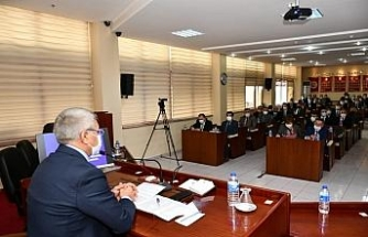 2021 yılı ilk İl Koordinasyon Kurulu Toplantısı yapıldı