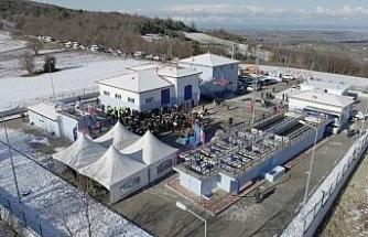 6 milyon TL yatırımlı arıtma tesisi hizmete girdi