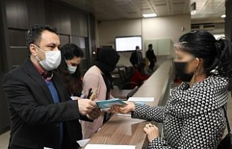 Afyonkarahisar'da ihtiyaç sahibi öğrencilerin bursları yatırıldı