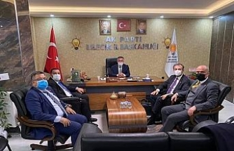 AK Parti Genel Merkezi heyetinden Bilecik ziyareti