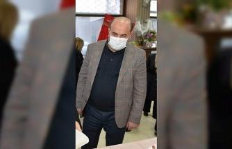 Ak Partili Kahveci'nin Covid-19 testi pozitif çıktı
