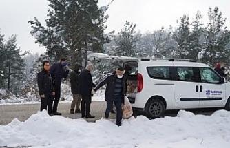 Altıeylül Belediyesi yaban hayatını unutmadı
