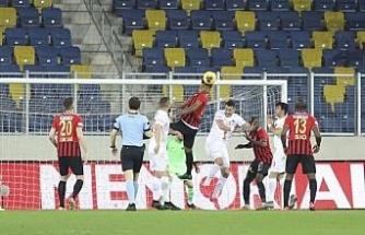 Antalyaspor ile Gençlerbirliği 63. randevuda