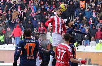 Başakşehir ile Sivasspor 25. randevuda