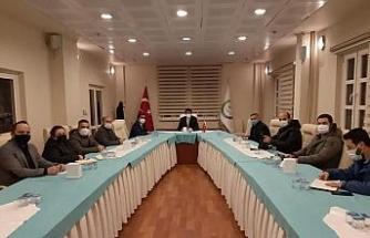 Başkan Demirdöğen, Iğdır'da DAP tarafından desteklenen yatırımları inceledi