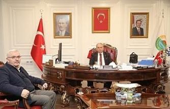 """Başkan Demirtaş: """"Kalıcı eser bırakmak önemli"""""""