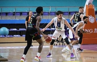Basketbol Süper Ligi: Afyon Belediyespor: 94 - Aliağa Petkimspor: 76