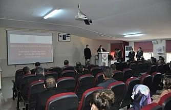 Besni'de 'Okulum temiz' belgesi programı düzenlendi