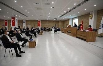 Büyükşehir Ocak Ayı Meclisi'nde 37 karar alındı