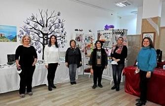 ÇEŞKA, el sanatları ürünleri satış yeri açtı
